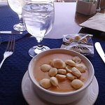 BEST Lobster Bisque I EVER Tasty! Total perfection!!!