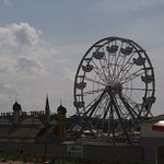 grande roue, de jour