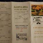 Foto de Sloopy's Grill