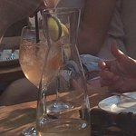 White Sangria (what I should have ordered)