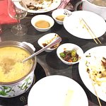 La piastra e il mangiare