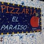 Foto di Pizzaria El Paraíso