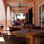 The Sea Porch Cafe at the Don CeSar