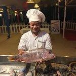 Fresh Sea food Counter-1