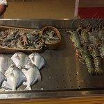 Fresh Sea food Counter-2