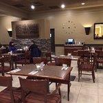 Comfortable restaurant