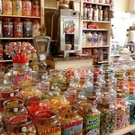 Clayburn Village Store has remarkable candy & lollipop choices. Kids will love it!
