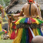 Yap Day Dancers