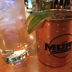 Colorado Mule !!! What a cocktail ! And what a bar atmosphere is awesome and drinks are awesome