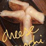 Cheese Mochi