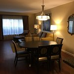 Photos of our Villa at Sabal Palms with the Golf course view and a few pictures from the awesome