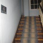 Hotel Alte Galerie - Treppenhaus