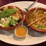 Lunch Duo of Santa Fe Chopped Salad and Tortilla Soup