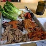 Kong Bossam BBQ tray