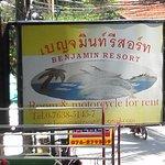 Benjamin Resort Foto