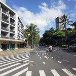 Photo de Polynesian Plaza
