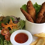 Sample: Chicken strips