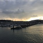 Brixham Harbour and Marina early February 2017