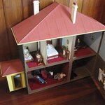 The Doll's House, with corrugated roofing