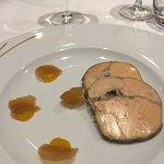 Le marbré de foie gras maison