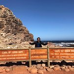 The Cape point-south west most point of Africa