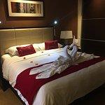 Wonderful stay at The Address Dubai Marina.