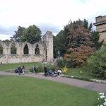 ArghyaKolkata St. Mary's Abbey, York-4