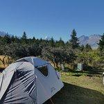 Glentanner camp Area