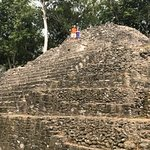 Mayan Ruins a short drive away!