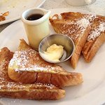 Good french toast.