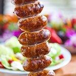 Linguiça (Brazilian Sausages)