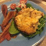 Scrumptious Crab and Egg Casserole
