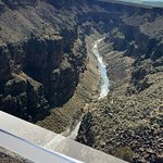 Looking south from the Rio Grand Gorge Bridge