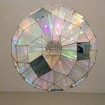 """Olafur Eliasson, """"Colour Square Sphere"""", 2007"""