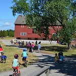 Annual maple festival, children's farm and playbarn, children's programs and camping/ yurting!