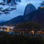 Rio at night.