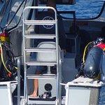 Sunchaser Scuba dive boat