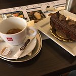 Very nice place to eat a gorgeous cake and have a wonderful coffee.