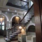 Morgans, interior, stairs