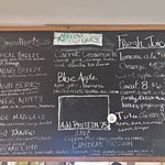 Varied menu with good prices.