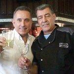 Con el gran CHEF Kiko Valle...