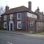 The Sussex Brewery is the only pub in Hermitage, a hamlet on the Sussex bank of the River Ems
