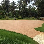 Foto de Bambolim Beach Resort