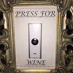 press for wine