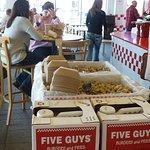 Five Guys_Austin Landing