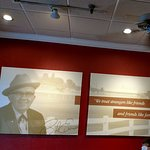 The real Bob Evans -- an actual farmer but no longer with us (for about 5 years now)