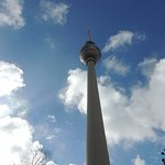 Tour ends at the TV Tower