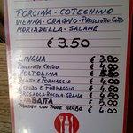 Fotografie: Bar Buffet Voltolina