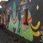 Arte urbano en Tepoztlán, Morelos.
