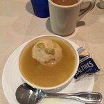 Good soup.